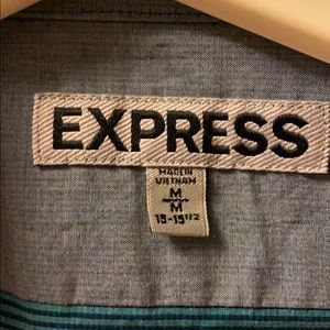 Express Shirts - Express dress shirt.